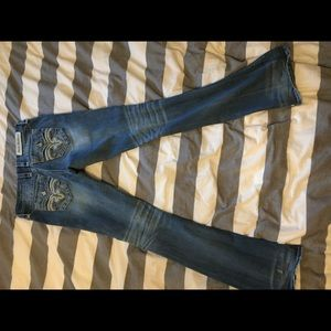 Rock revival jeans size 30